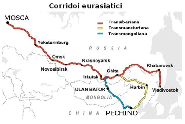 Transiberiana: il modo migliore per visitare la Russia Destinazioni