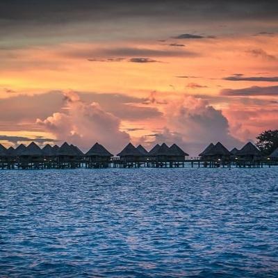 I Migliori Resorts per una romantica vacanza nella Polinesia Francese Viaggi di nozze