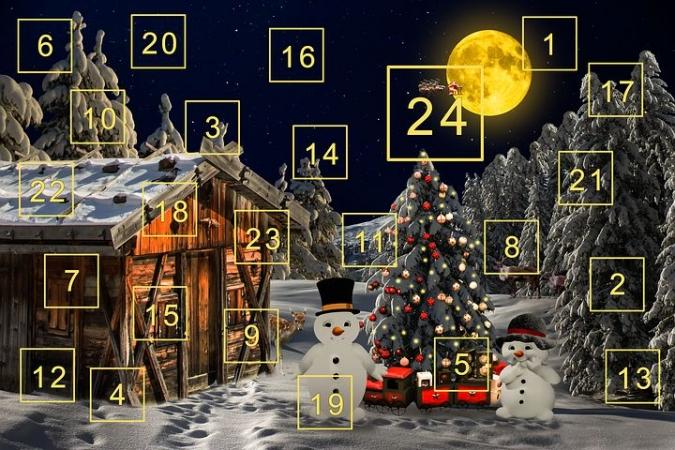 Calendario dell'Avvento: 11 Dicembre Curiosità