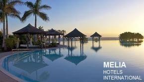 Offerta -45% sugli Hotels Melia nel mondo! Offerte