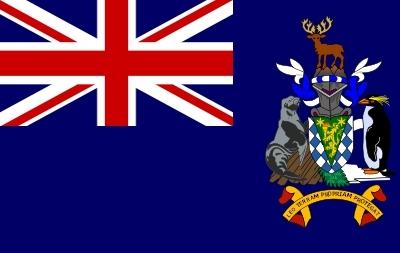 Georgia del sud e Isole Sandwich Meridionali