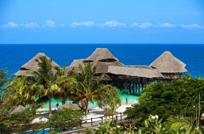 Gemma dell'Est *****Lux - Zanzibar Mare
