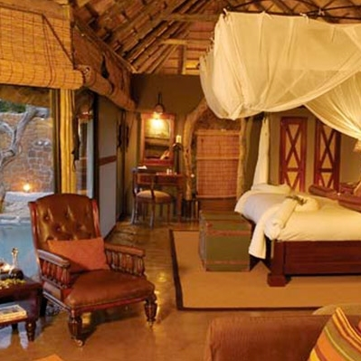 Luxury Safari in Kenya