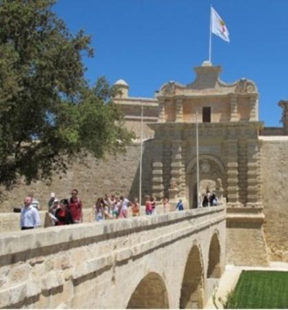 Fortezza nel cuore del Mediterraneo Tour Culturali