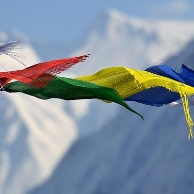 Nepal Mustang, il Tiji festival