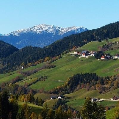 Dolomiti Val di Funes