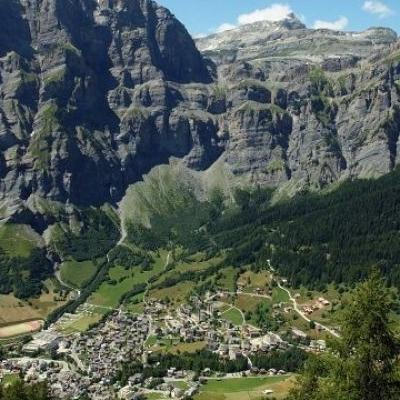 Pasqua - Leukerbad Montagna