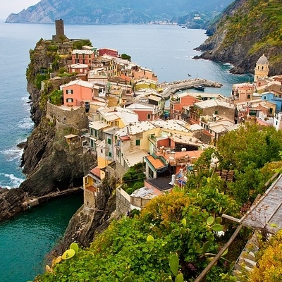 Tuscan Treats & The Cinque Terre Tour Culturali