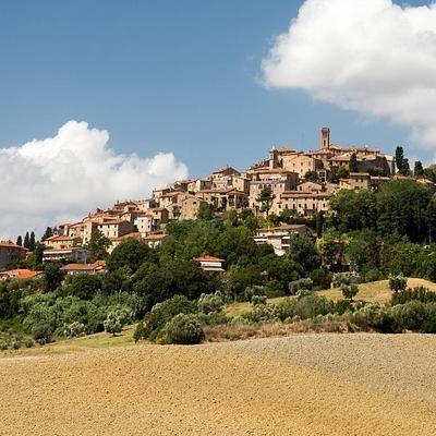 Tuscany Bike Tour Biking