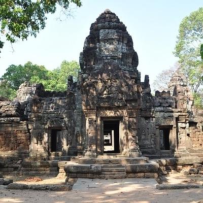 Tour Nel Regno dei Khmer