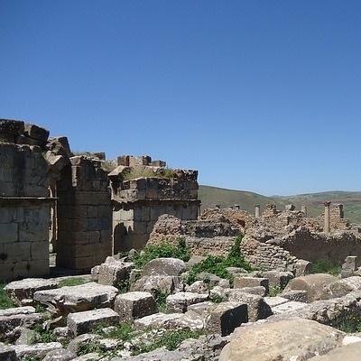 Algeria Romana Deserto
