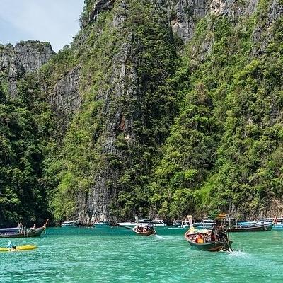 Capodanno in Thailandia e Pukhet Trekking