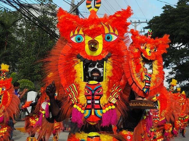 Filippine: Il festival Ati-Atihan