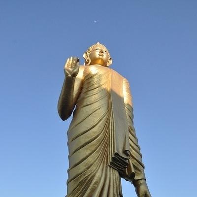 La terra di Buddha