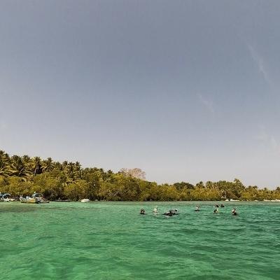 Un paradiso marino nel Golfo del Bengala