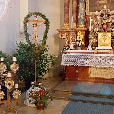 La Semana Santa a Mompox