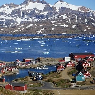 Groenlandia costa Sud e Ovest Crociere