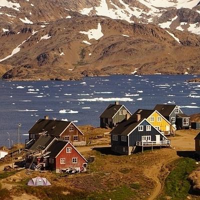 Svalbard e Groenlandia costa Est