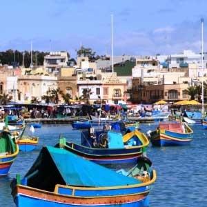 Tour della Sicilia e Malta