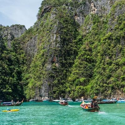 Da Bangkok a Phuket