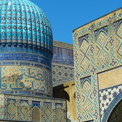 Turkmenistan Dal Mar Caspio al Deserto del Karakum