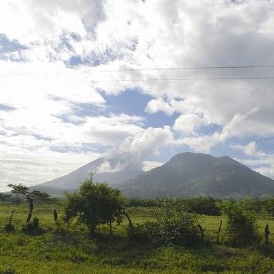 Due paesi e due colori Costa Rica e Nicaragua