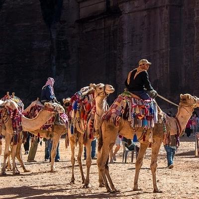 Giordania: Escursionismo & Trekking Trekking