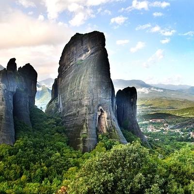 Panorama della Grecia, tra cultura e natura
