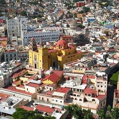 Messico: Sulle tracce del passato coloniale Fly & Drive : auto