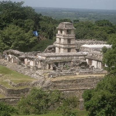 Chiapas e Yucatan, natura e archeologia