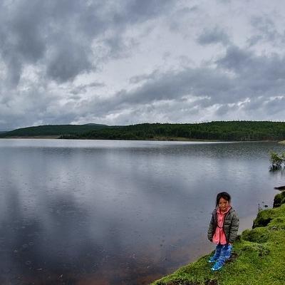 Mongolia: Lago Khuvsgul in slitta cani Trekking