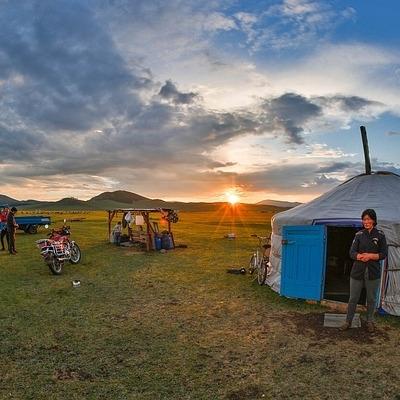 Mongolia: Dal Sud al Nord Trekking