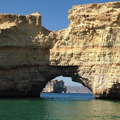 Oman: Sabbie magiche e mare dell'Oman