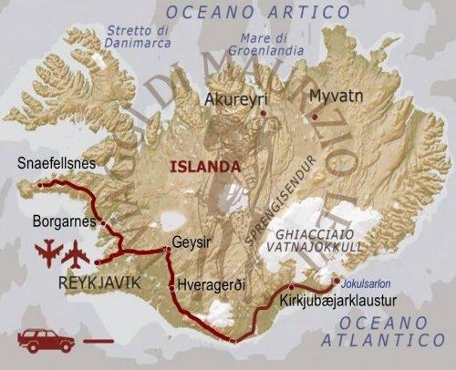 Islanda in Inverno Ecoturismo