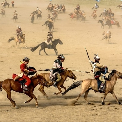 Alla scoperta della Mongolia