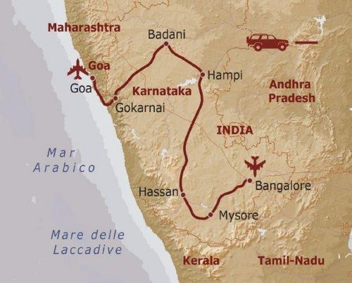 Da Madras a Fort Cochin Tour Culturali