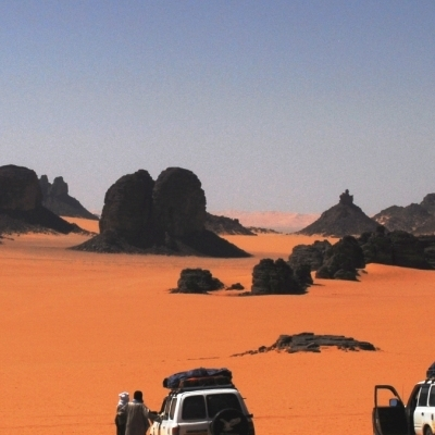 Algeria deserto slow travel Deserto