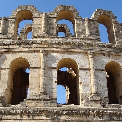 Africa Punica e Romana in Estate