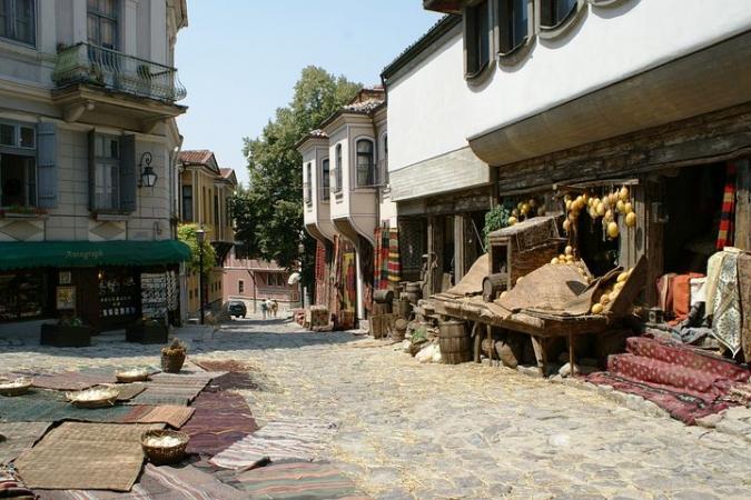 2 giorni a cavallo a Sredna Gora da Plovdiv