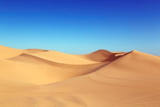 Marocco, corso di yoga nel deserto Deserto