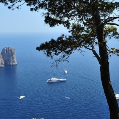 Campania - Capri Trekking