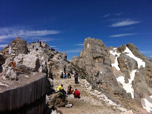 Dolomiti Val di Fiemme Montagna