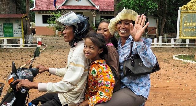 Cambogia Regno della Meraviglia