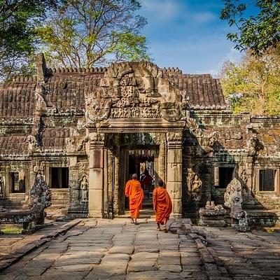 Vietnam e Angkor Wat