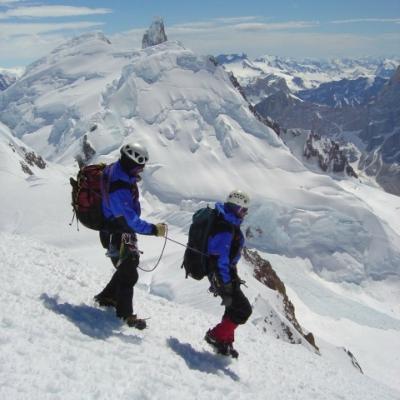 Trekking sulla calotta polare