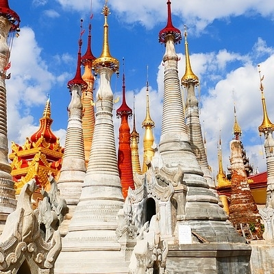 Birmania Kayah-Mergui