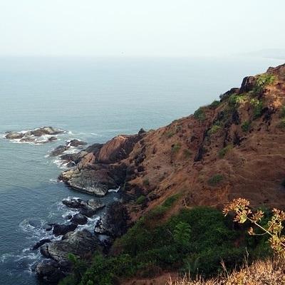 Dall'altopiano del Deccan alla Costa del Mar Arabico