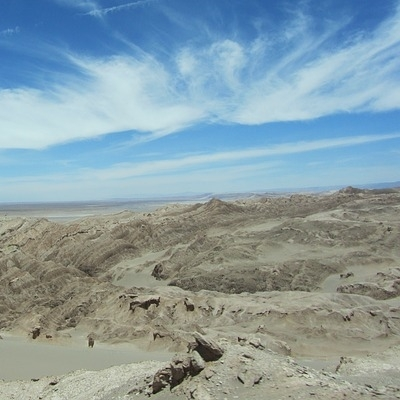 Da San Pedro de Atacama ad Arica
