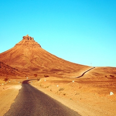 Fly & Drive tra montagne e deserto Fly & Drive : auto