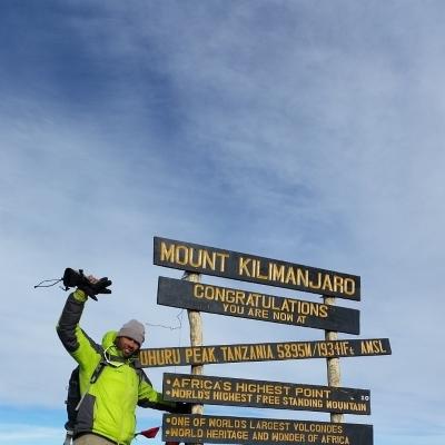 La mitica salita al Kilimanjaro